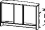 Блок к столу Энран-Акрос